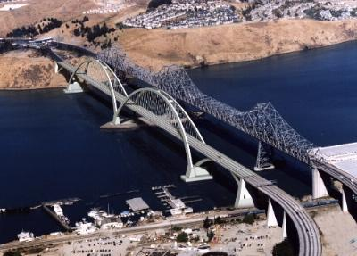 Caltrans arch option