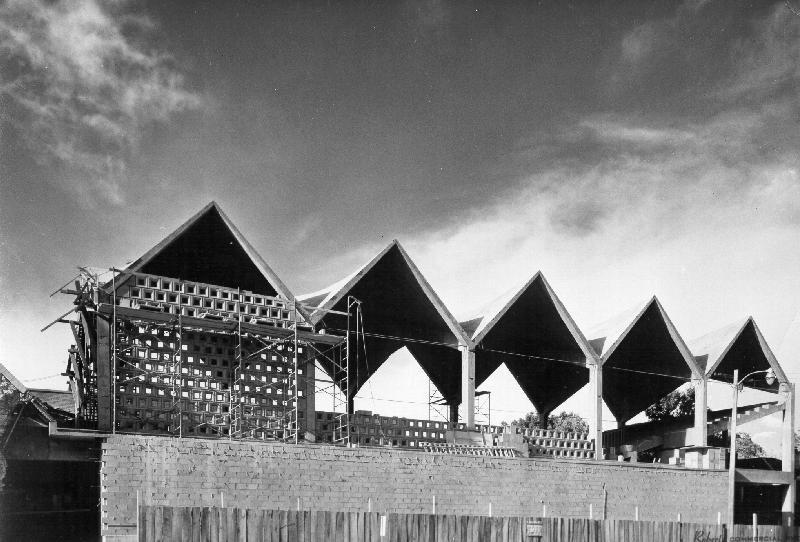 Mark Ketchum S Concrete Shell Photo Gallery
